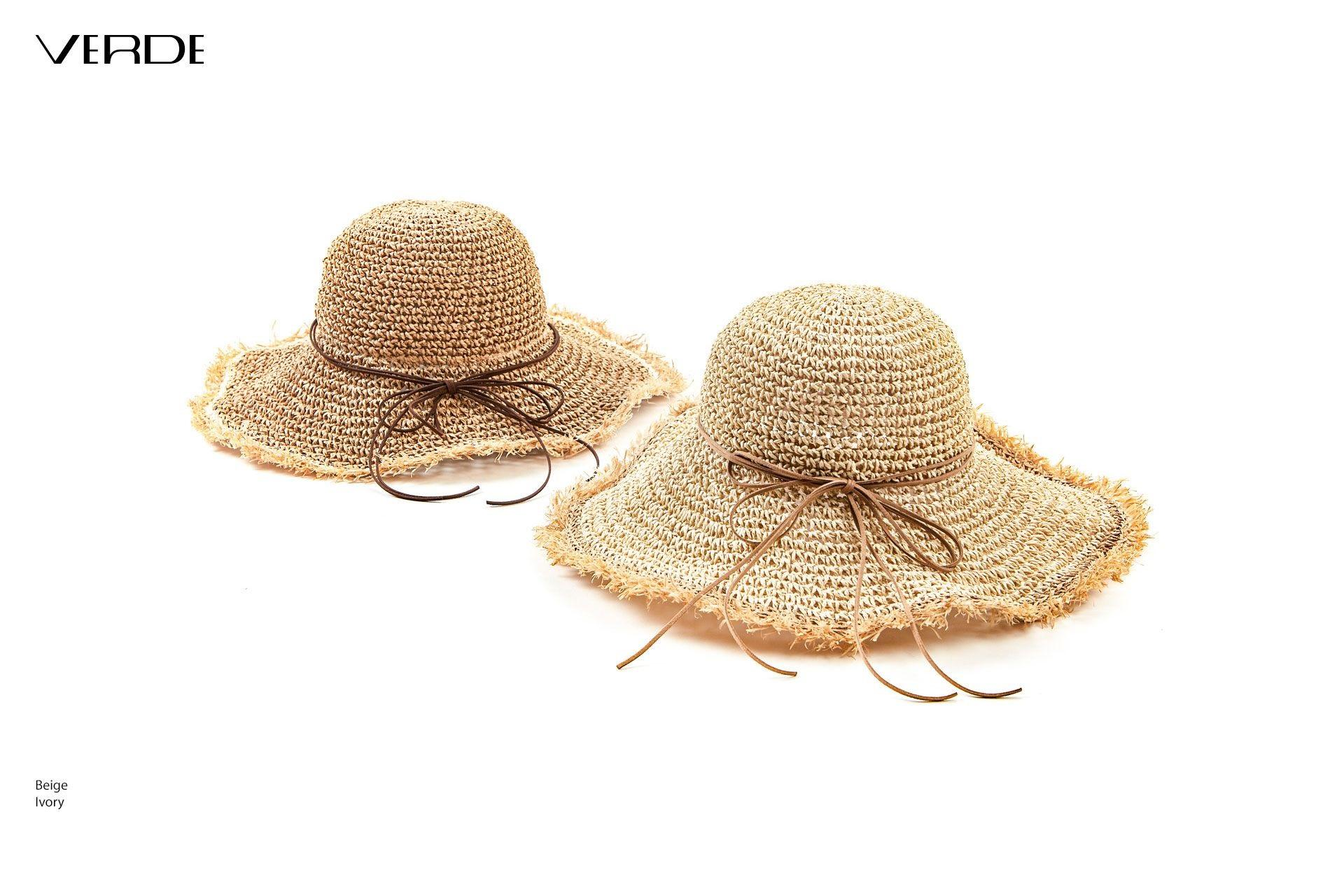 Chapeaux souples à franges | Chapeaux d'été pour femmes en ligne