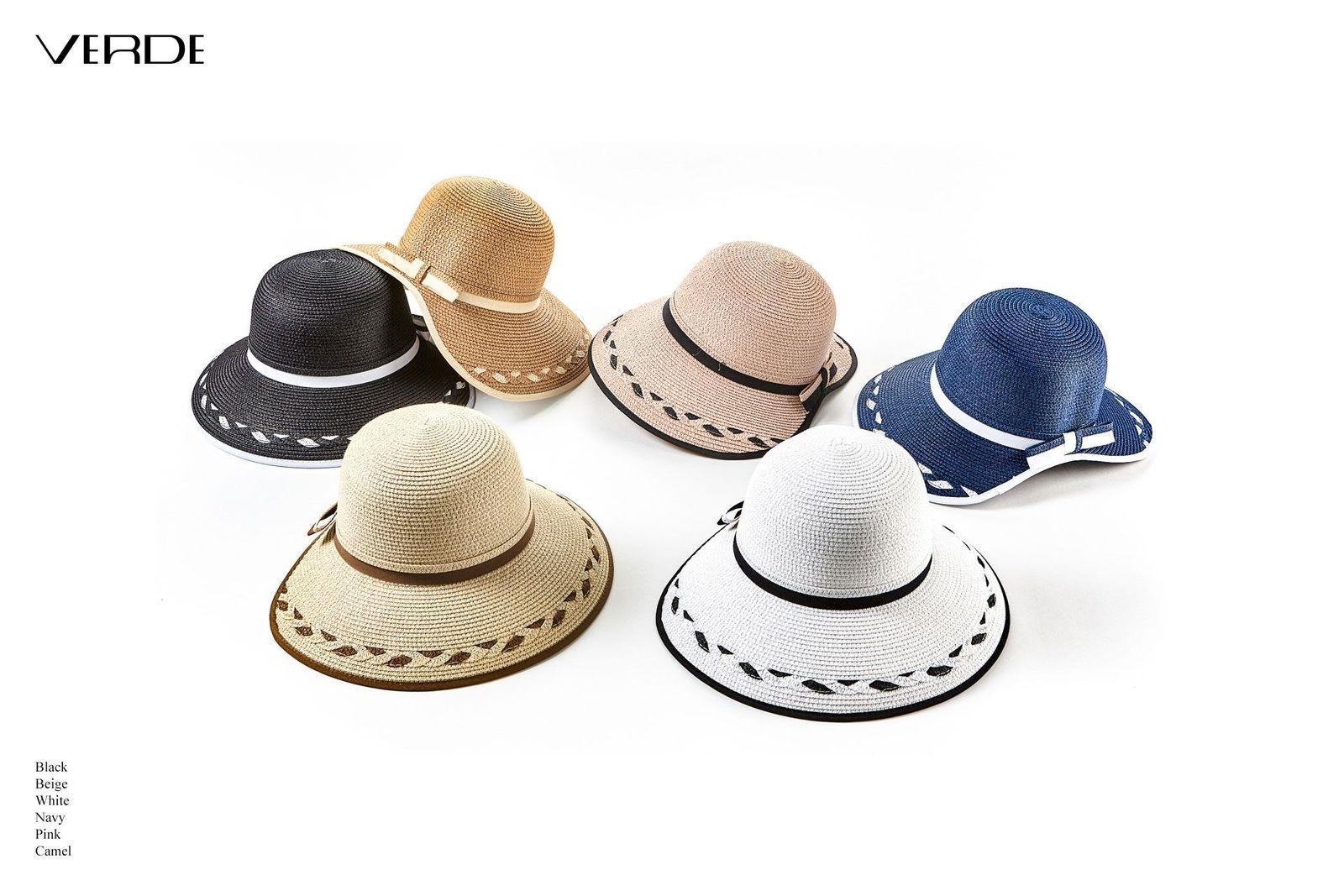 Chapeau pour femme asymétrique | Boutique en ligne  chapeaux d'été