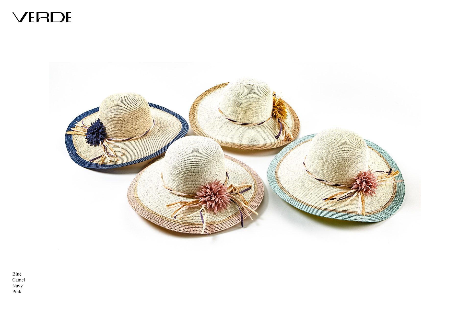 Straw hats for women. Online hat shop