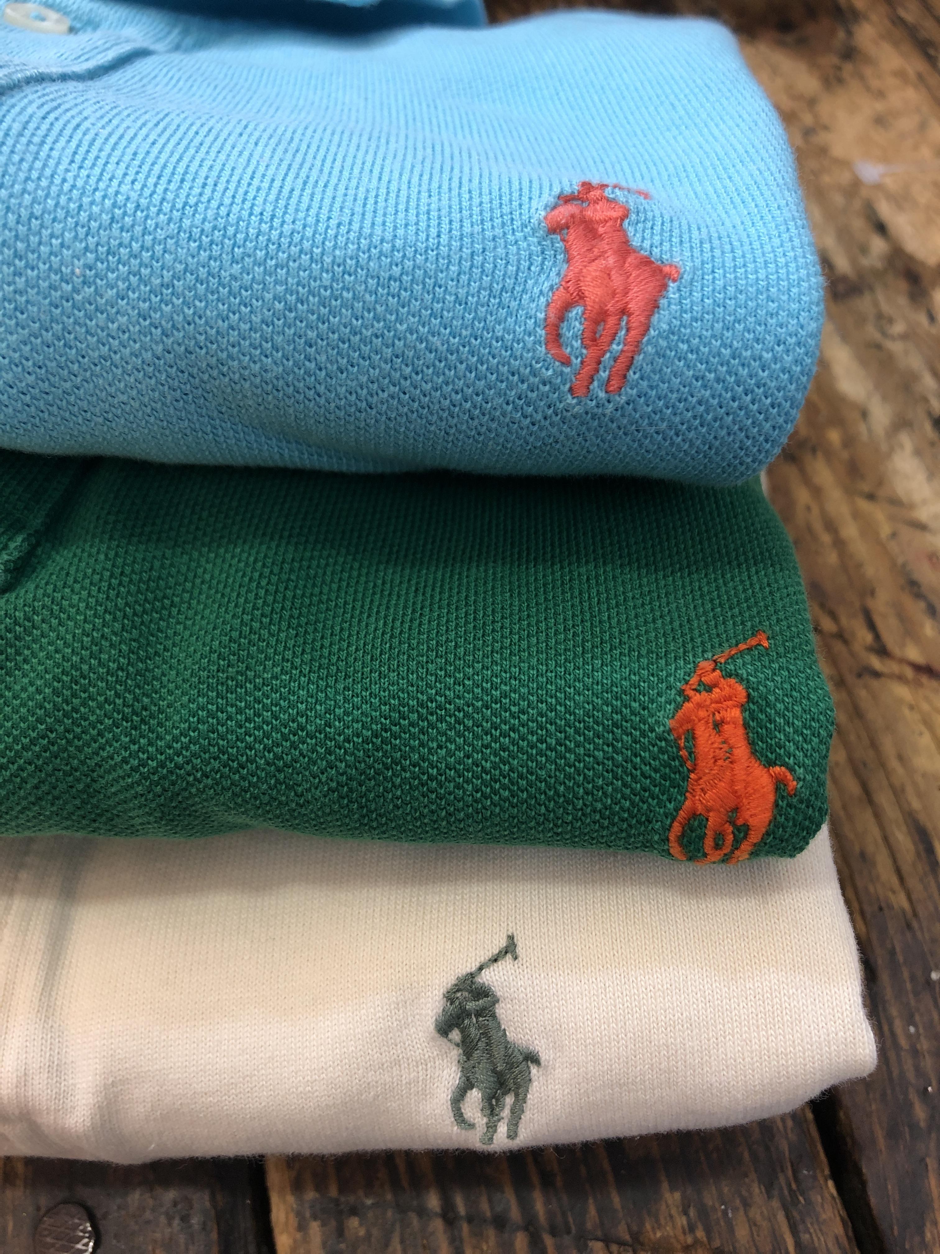 3 Polo Ralph Lauren