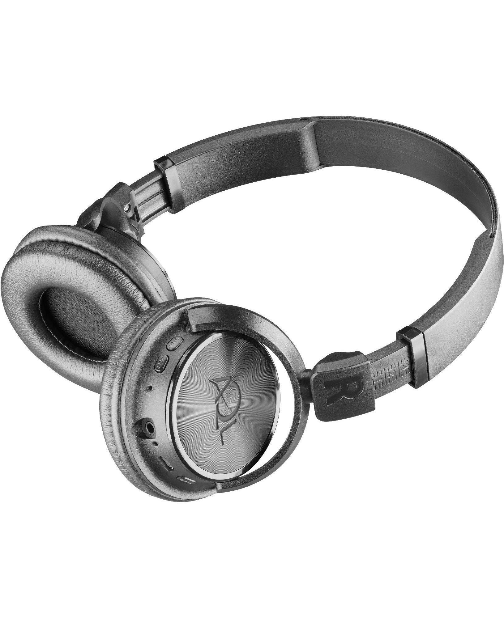 Cellularline Helios - Universale Cuffie Bluetooth con padiglioni pieghevoli e ultra leggeri