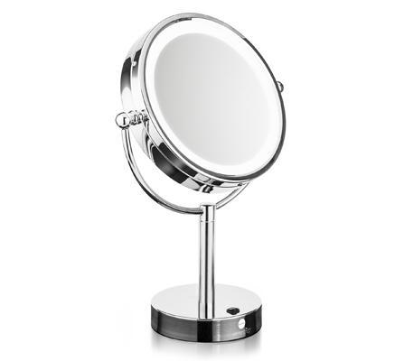 Macom ZENITH 214 specchietto per trucco Argento