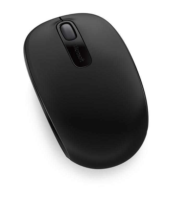 Microsoft Wireless Mobile 1850 mouse Ambidestro RF Wireless