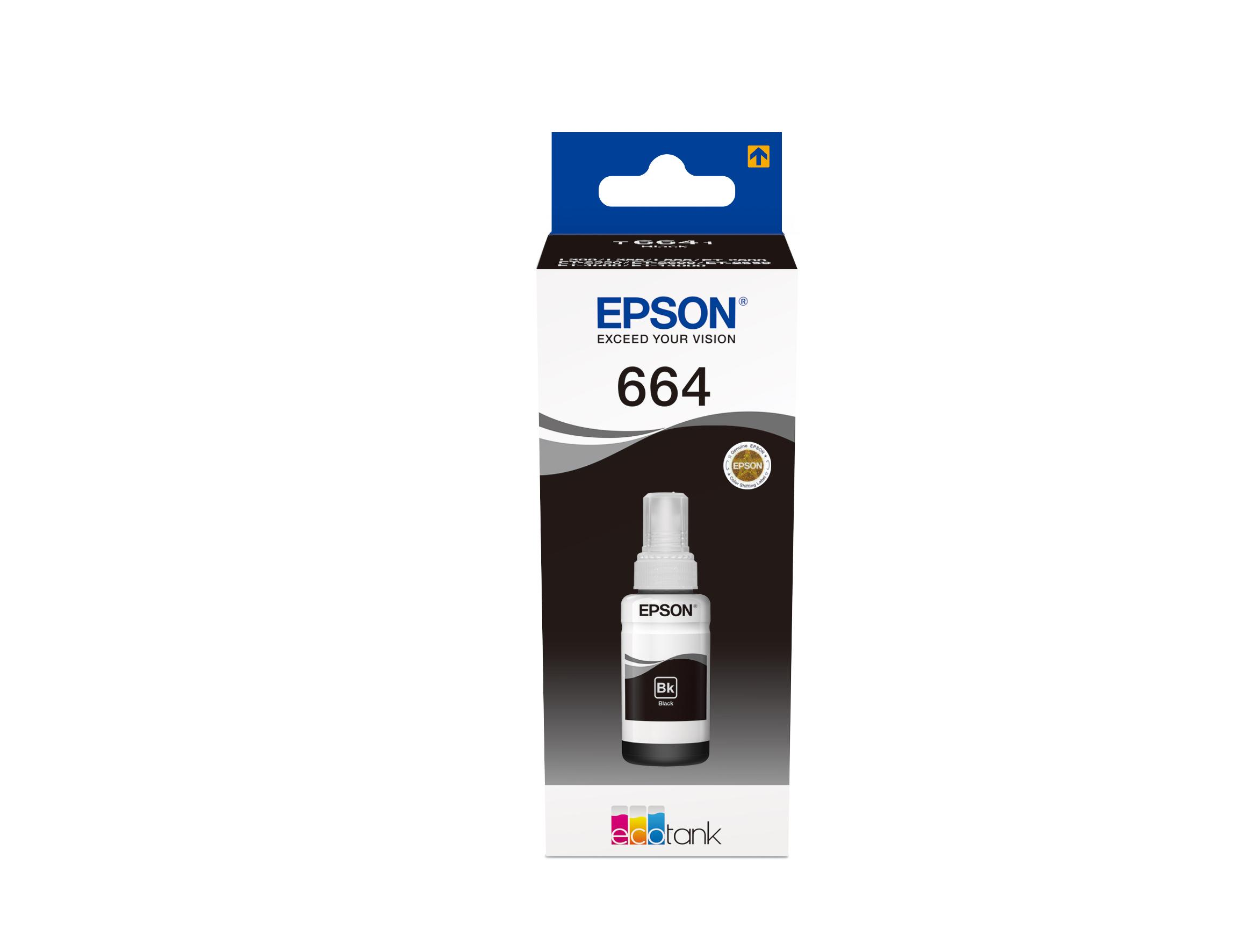 Epson Flacone inchiostro Nero