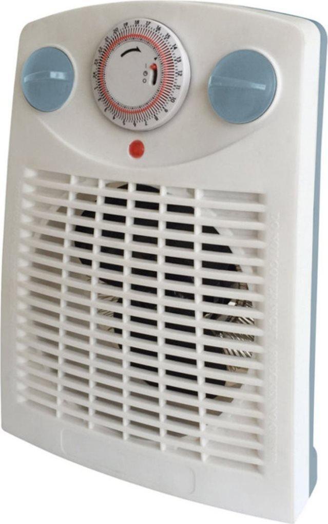 Ardes AR449TI Interno Bianco Riscaldatore ambiente elettrico con ventilatore