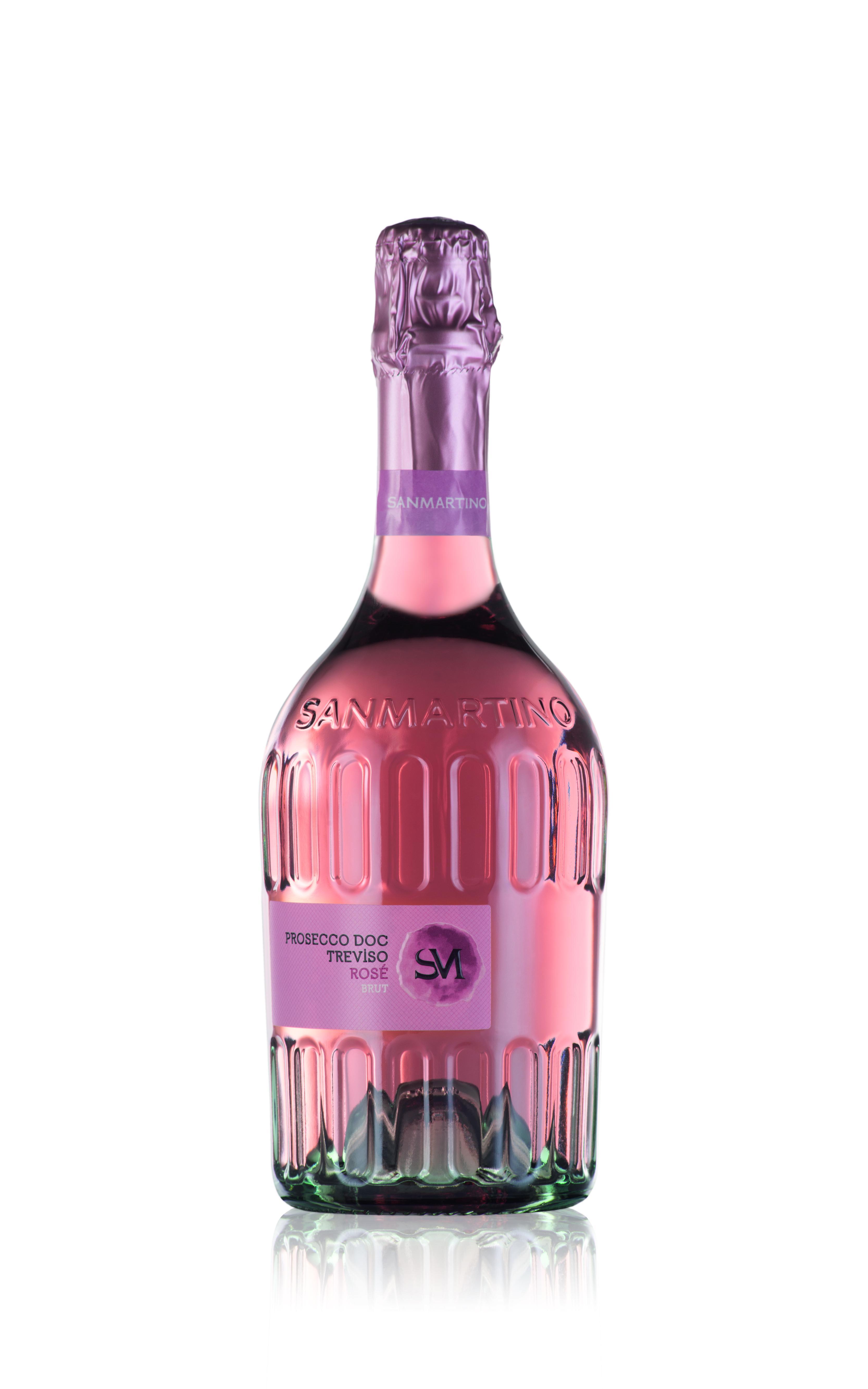 Prosecco Treviso DOC Millesimato Rosé Brut