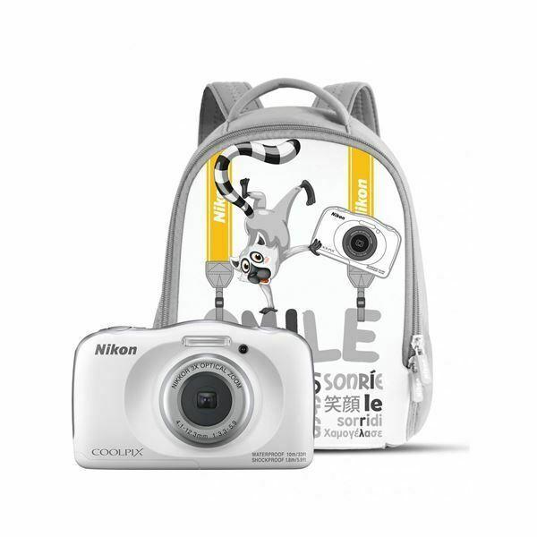 Nikon COOLPIX W150 Kit 1/3.1