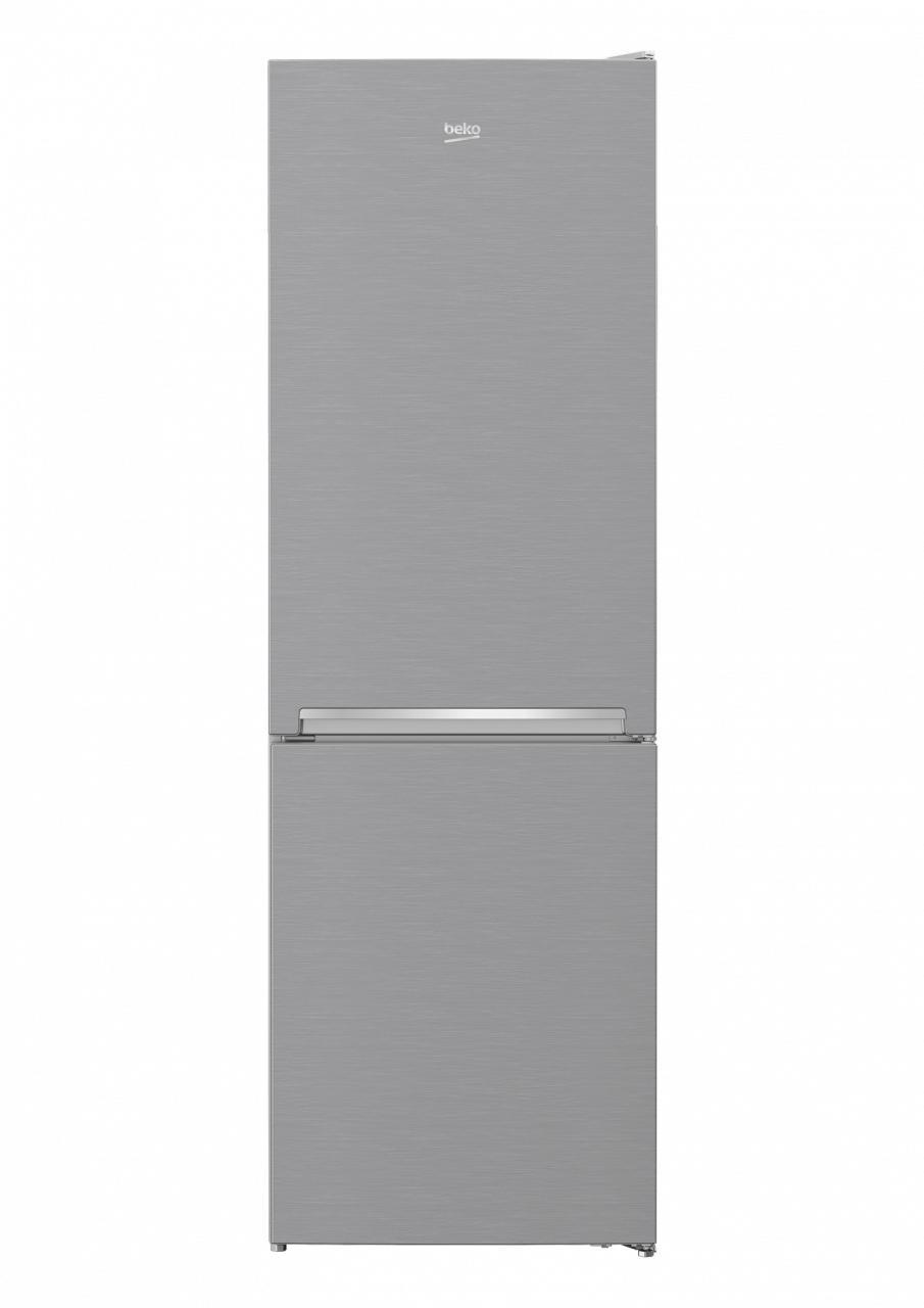 Beko RCNA366I40XBN frigorifero combinato Libera installazione Acciaio inossidabile