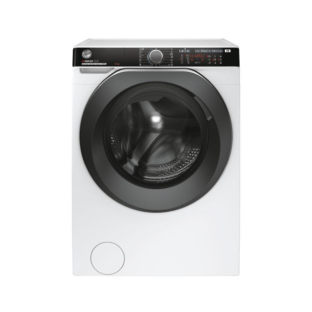 Hoover HWPD 69AMBC/1-S lavatrice Libera installazione Caricamento frontale 9 kg 1600 Giri/min A Bianco