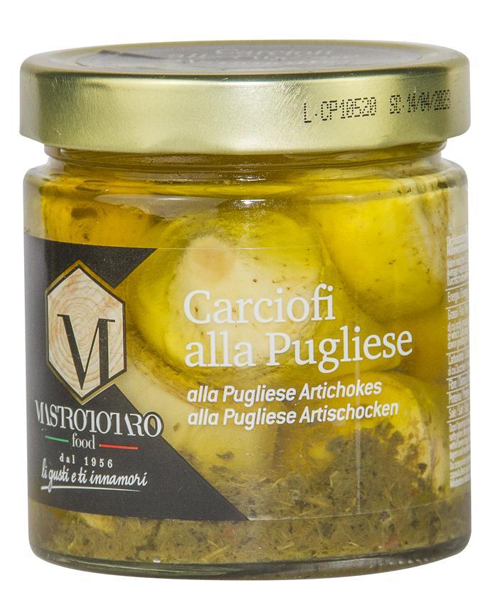 Apulian artichokes