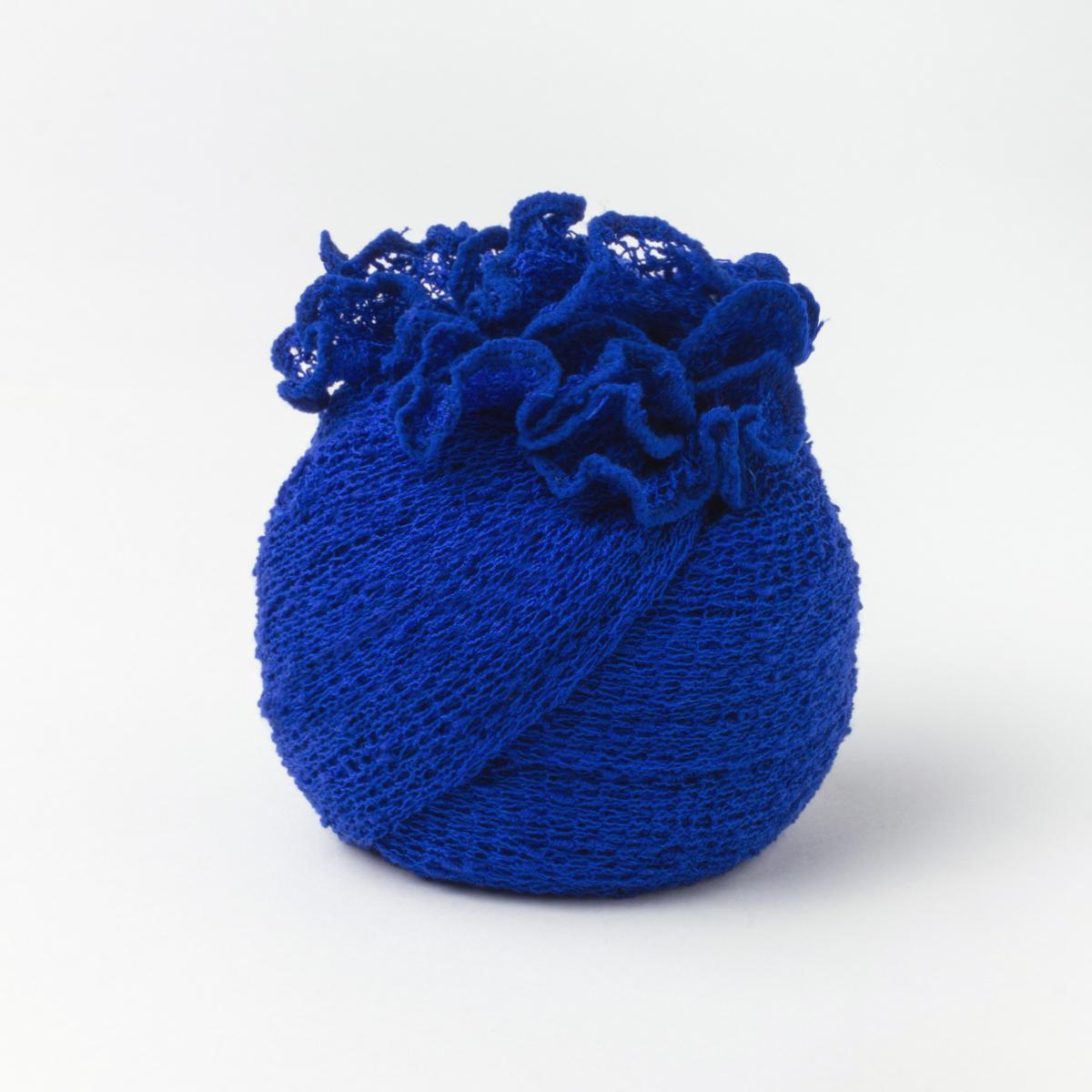Ponchetto Blu Cobalto | Coprispalle vendita online