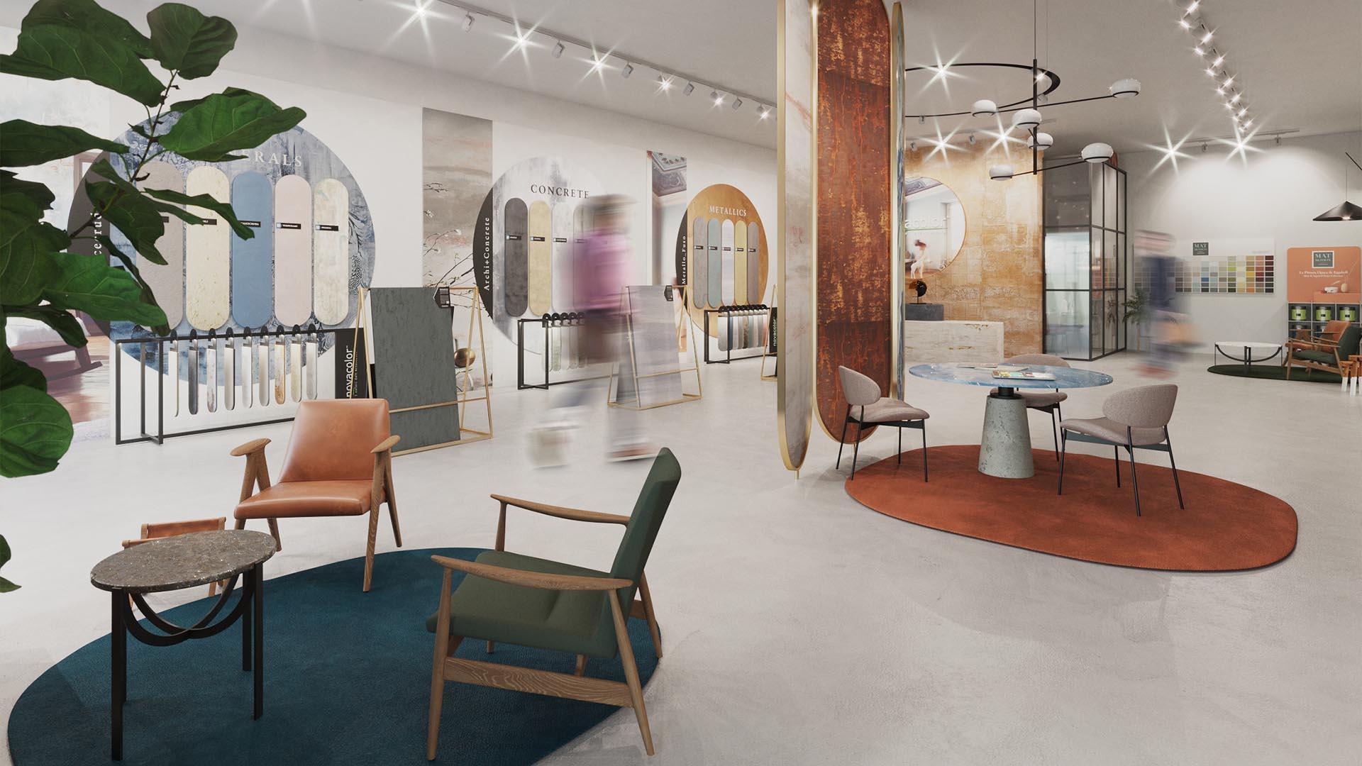Format Showroom