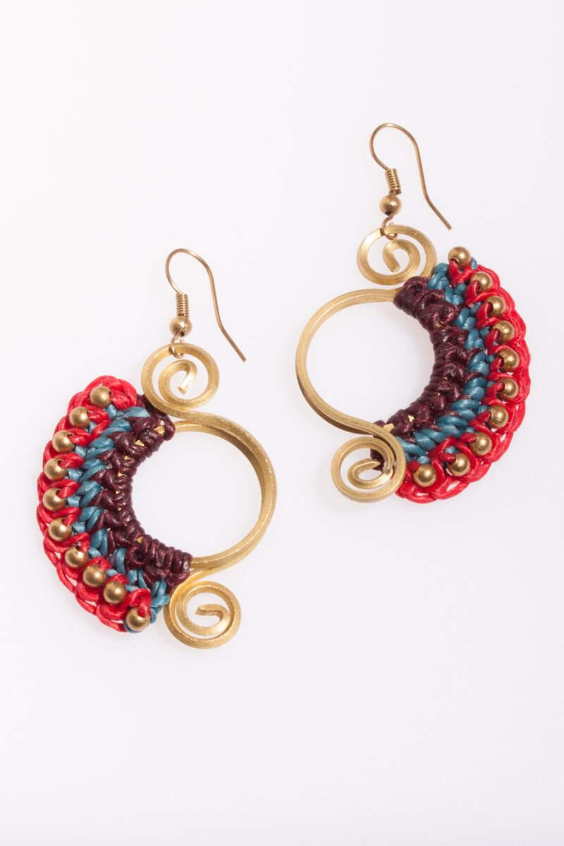 Boho gypsy jewelry | Women's earrings