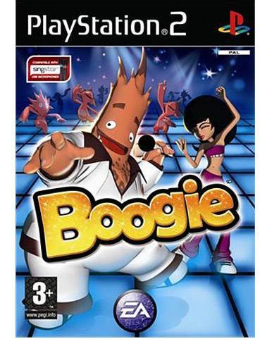 Electronic Arts Boogie, PlayStation 2 ITA
