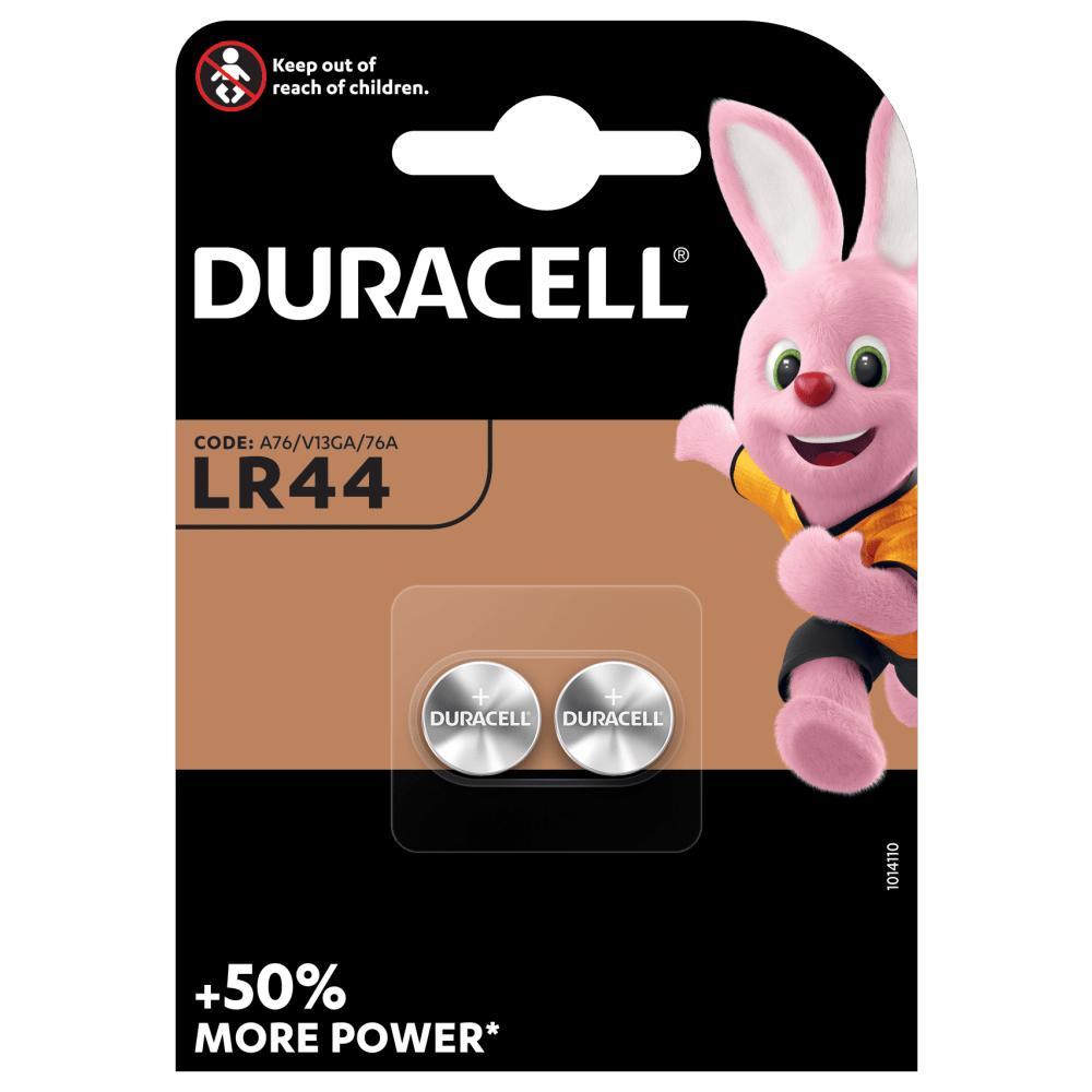 Duracell Litio - LR44 - Formato da 2
