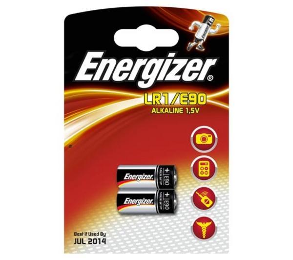 Energizer E90 Alcalino 1.5V batteria non-ricaricabile