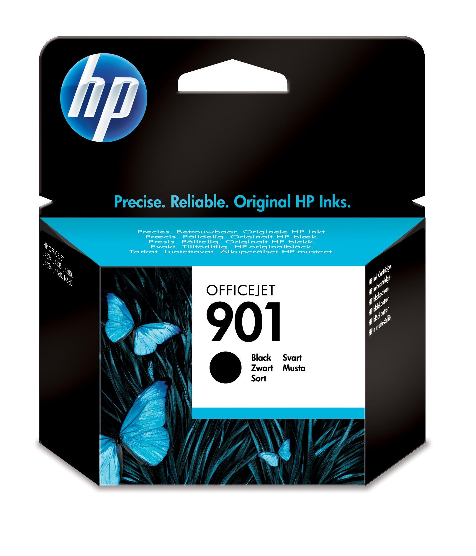 HP 901 Originale Nero