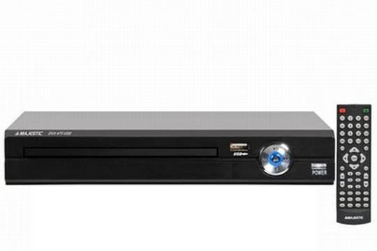 New Majestic 100475 DVD player