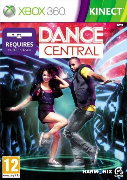 Microsoft Dance Central, Xbox 360 Basic ITA