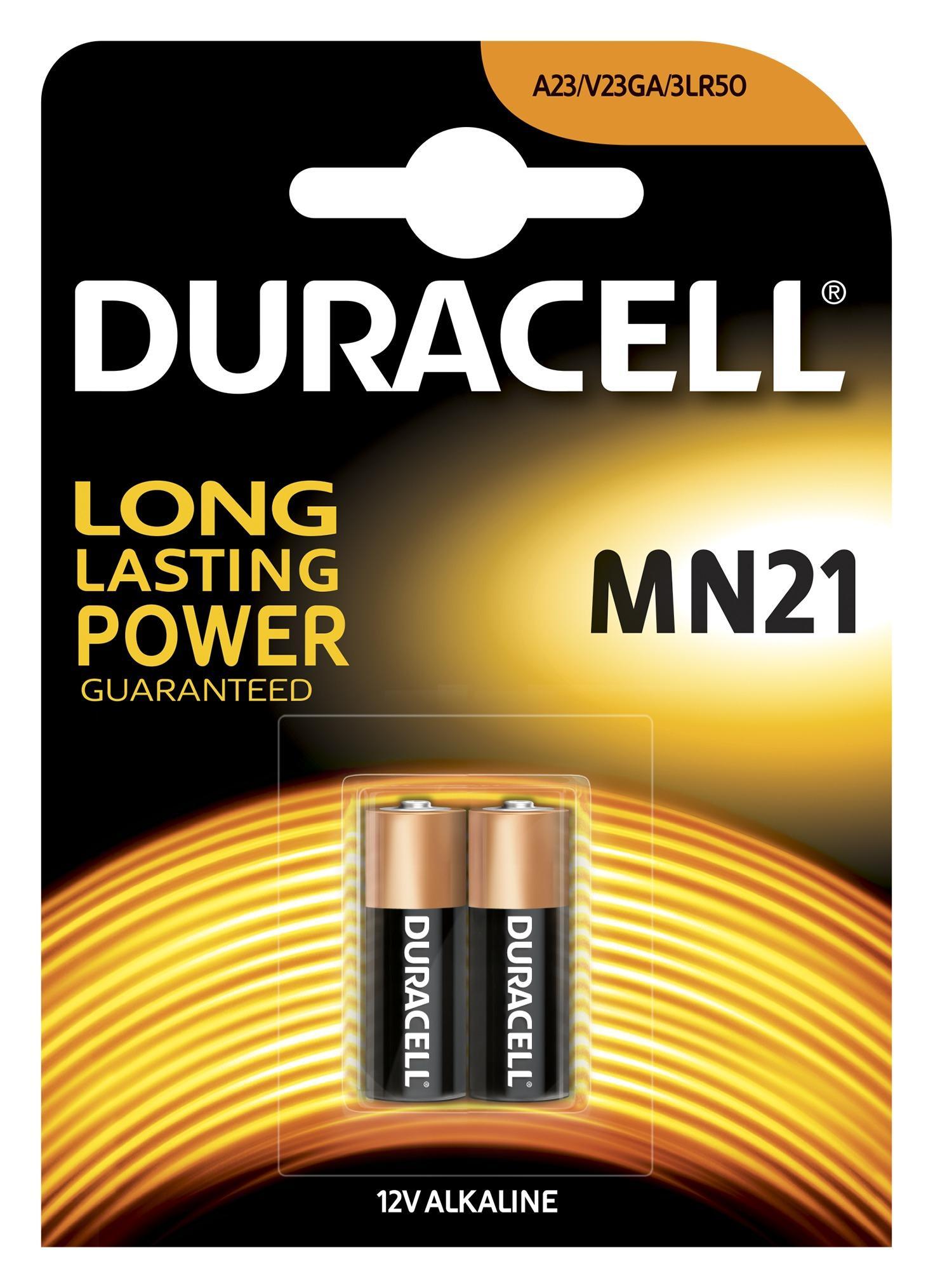 Duracell MN21 Batteria monouso Alcalino
