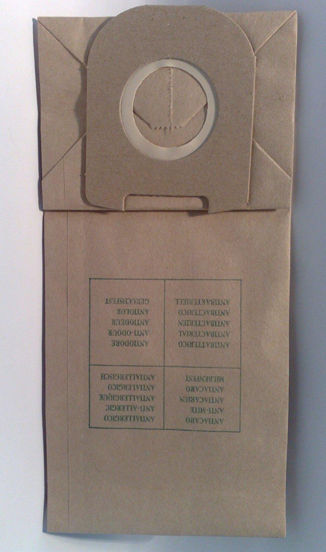 Elettrocasa sacchetti in carta peer De Longhi 10pz VT 25