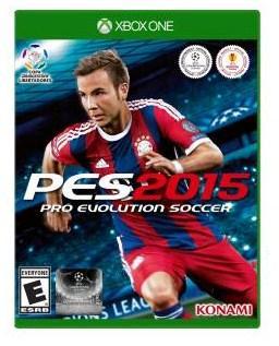 Digital Bros Pro Evolution Soccer 2015, Xbox One Basic Inglese