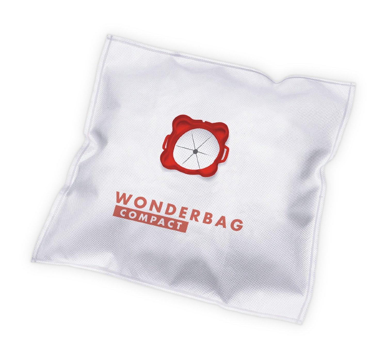 Rowenta sacchetto in carta 5pz wonderbga compact WB305120