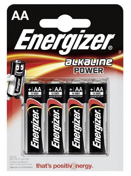 Energizer E300132900 batteria per uso domestico Batteria monouso Stilo AA Alcalino
