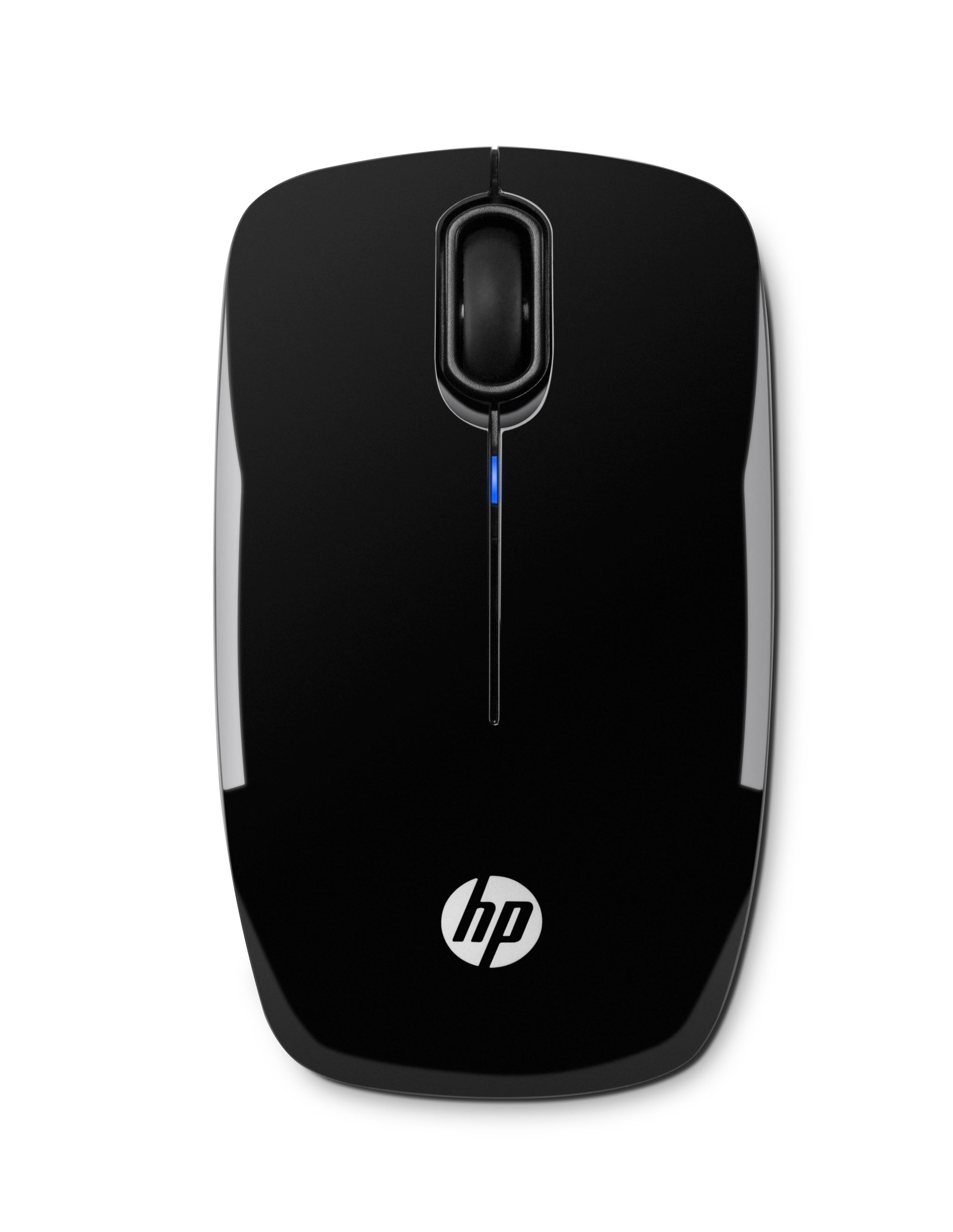 HP Mouse wireless Z3200 nero