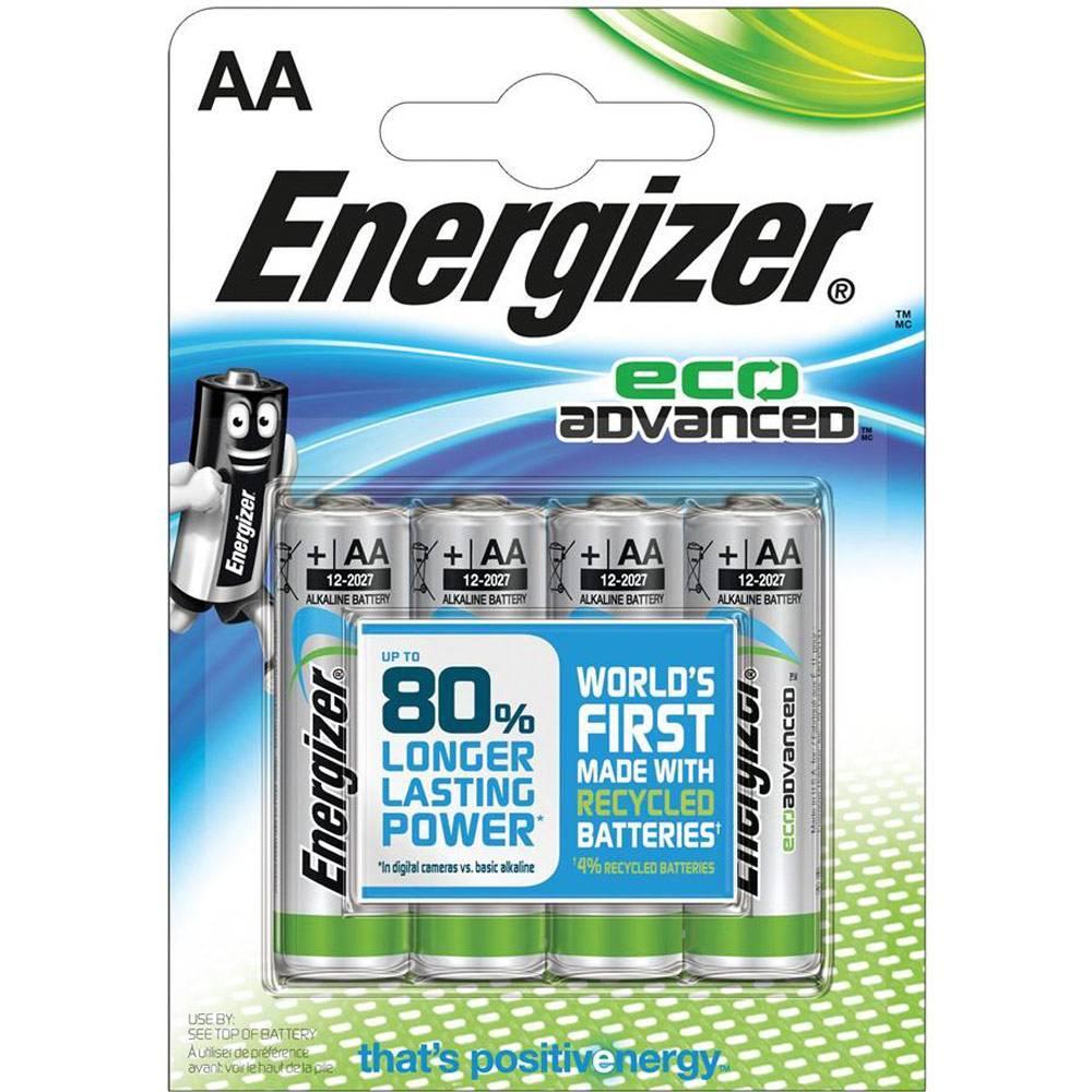 Energizer EcoAdvanced Batteria monouso Stilo AA Alcalino