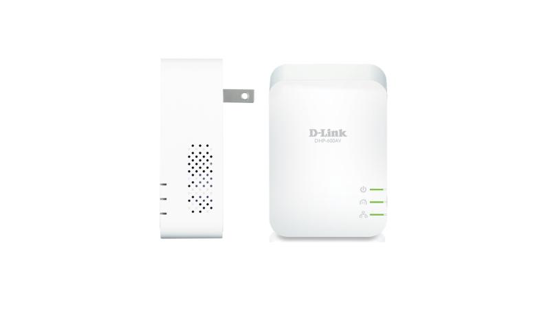 D-Link DHP-601AV adattatore di rete PowerLine Collegamento ethernet LAN Bianco 2 pezzo(i)