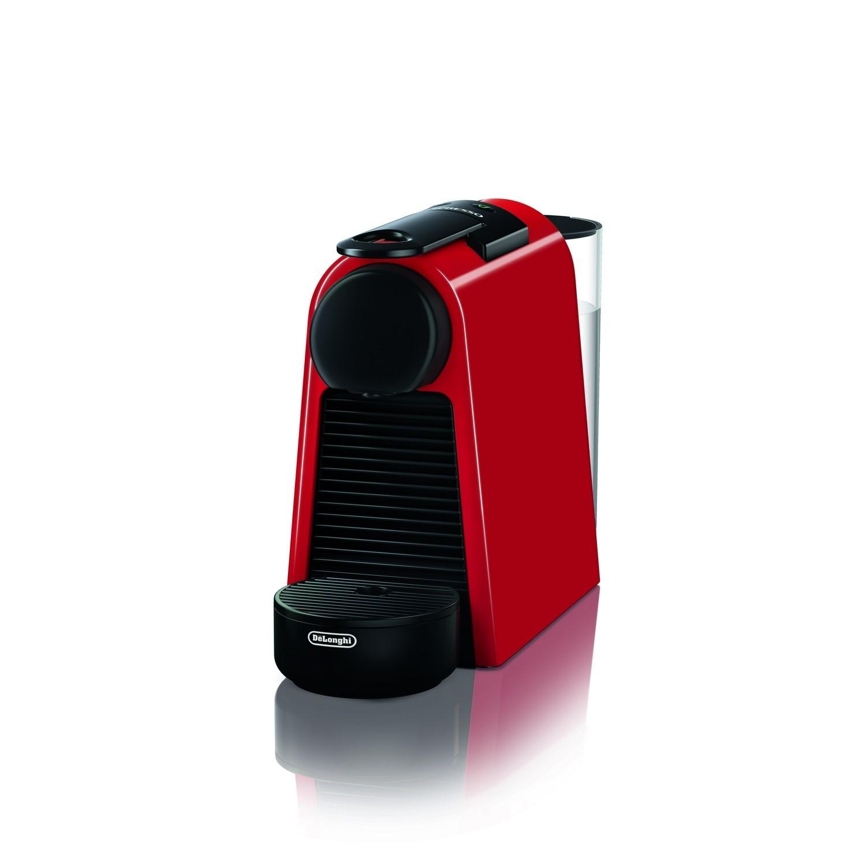 DeLonghi Essenza Mini EN 85.R macchina per caffè Automatica Macchina per caffè a cialde 0,6 L