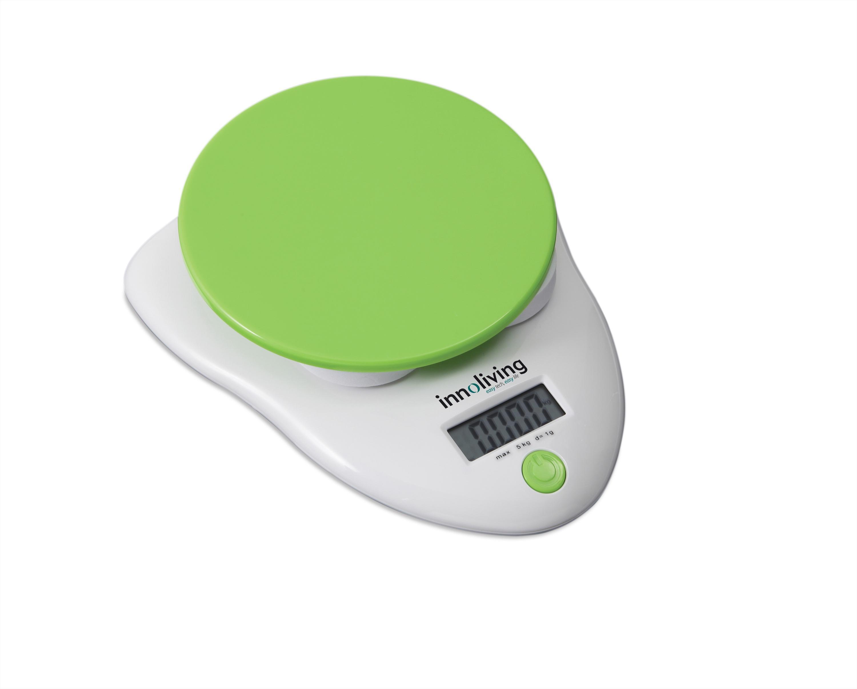 Bilancia Digitale Cucina Verde INN126G