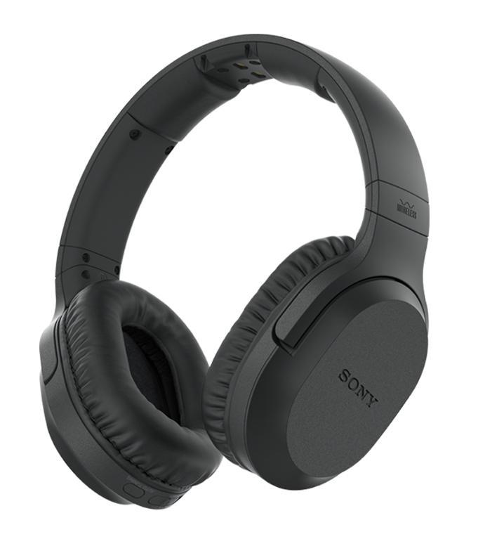 Sony MDRRF895RK.EU8 Cuffia Padiglione auricolare Nero