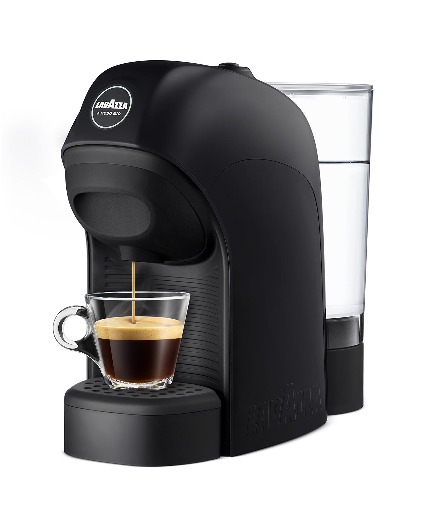 Lavazza LM800 Tiny Semi-automatica Macchina per caffè a cialde 0,75 L