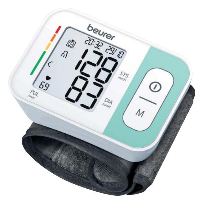 Beurer SR BC 1 Misuratore di pressione da polso