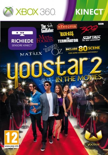 Infogrames Yoostar 2: In The Moovies, Xbox 360 ITA