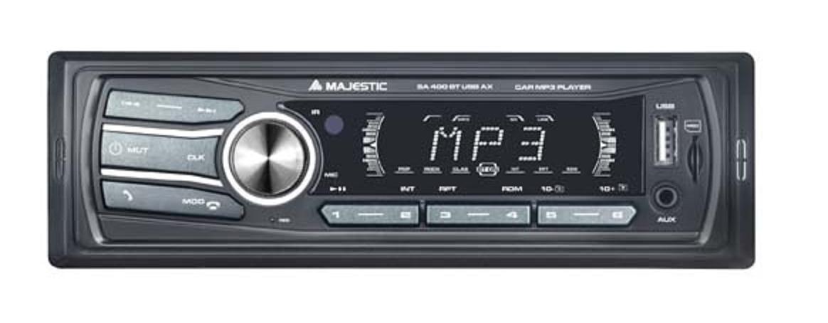 New Majestic Autoradio SA-400