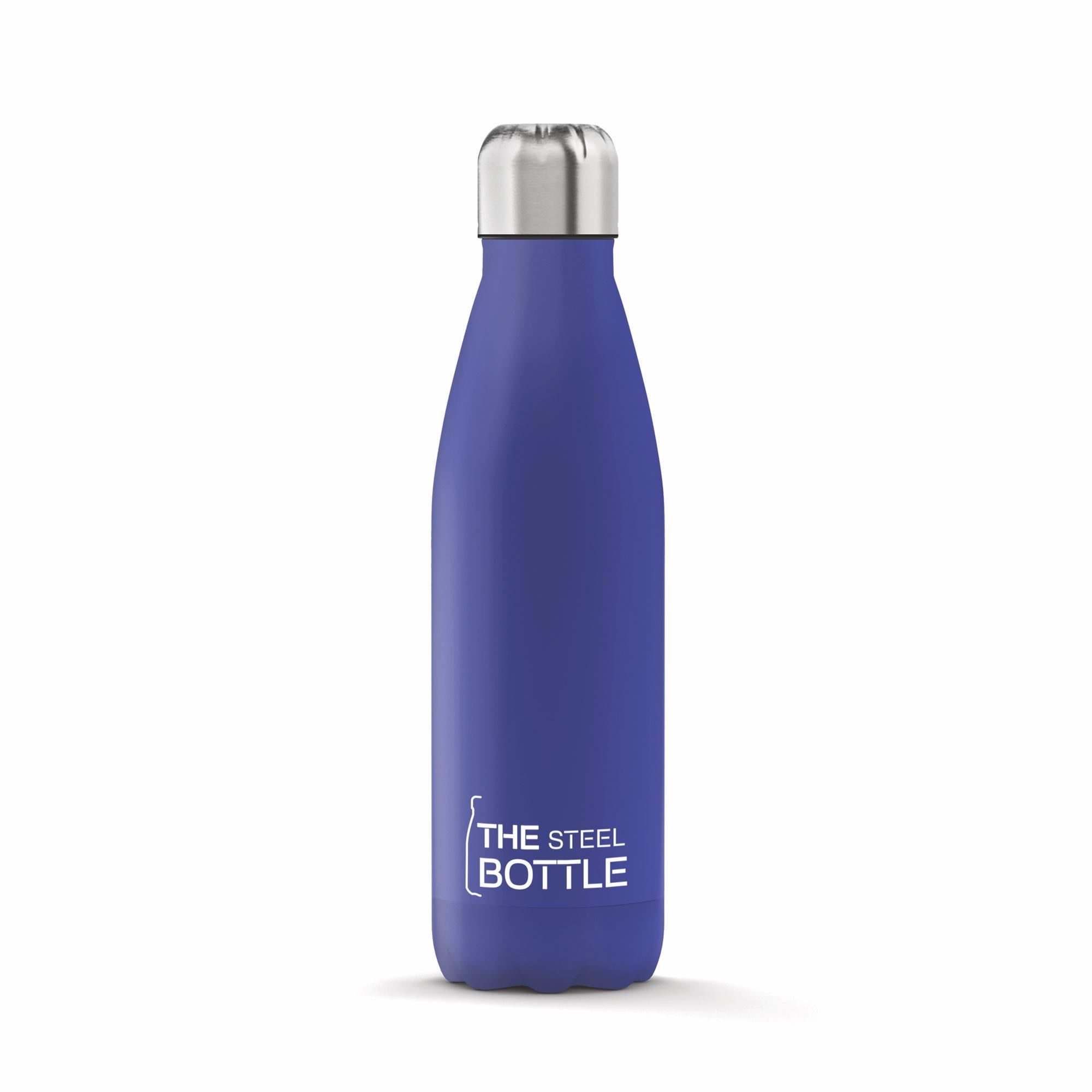 The Steel Bottle Classic 500 ml - Blu