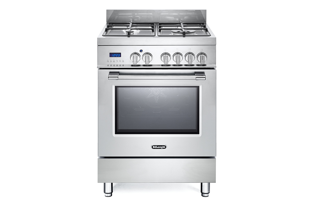De'Longhi PRO 66 MX ED cucina Piano cottura Gas Acciaio inossidabile A