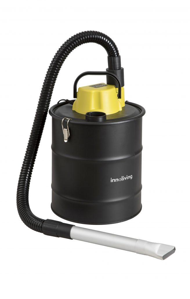 Innoliving INN-650 aspiracenere 1200 AW 20 L Nero, Giallo