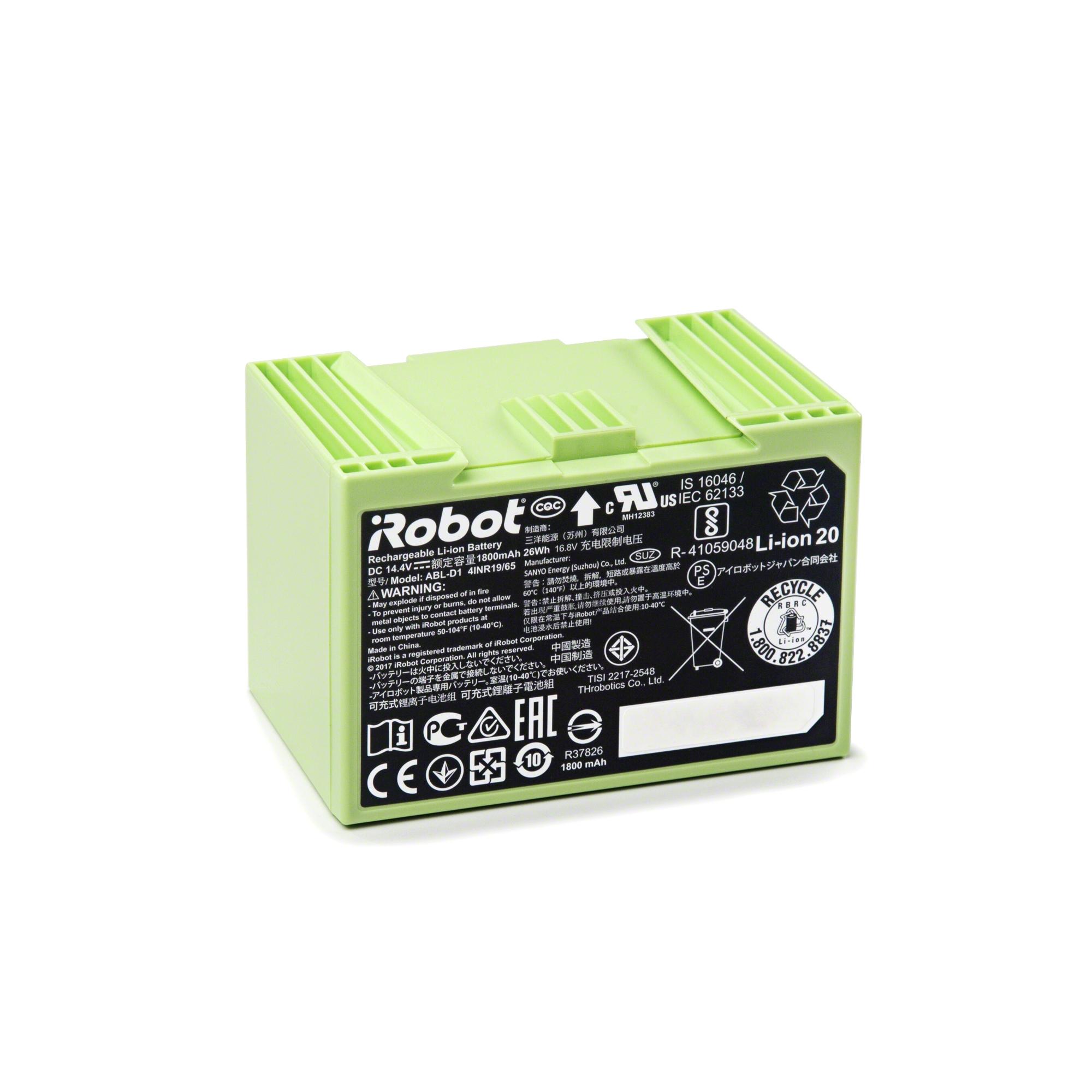 iRobot 4624864 accessorio e ricambio per aspirapolvere Robot aspirapolvere Batteria