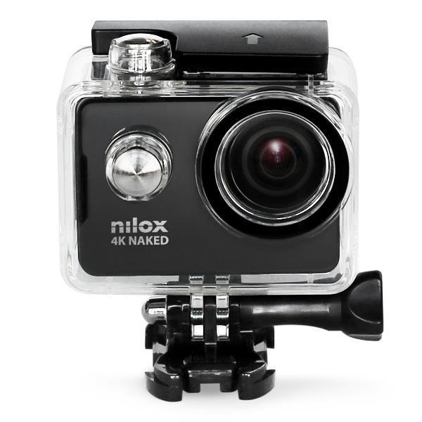 Nilox 4K NAKED fotocamera per sport d'azione 16 MP 4K Ultra HD CMOS 25,4 / 2,5 mm (1 / 2.5