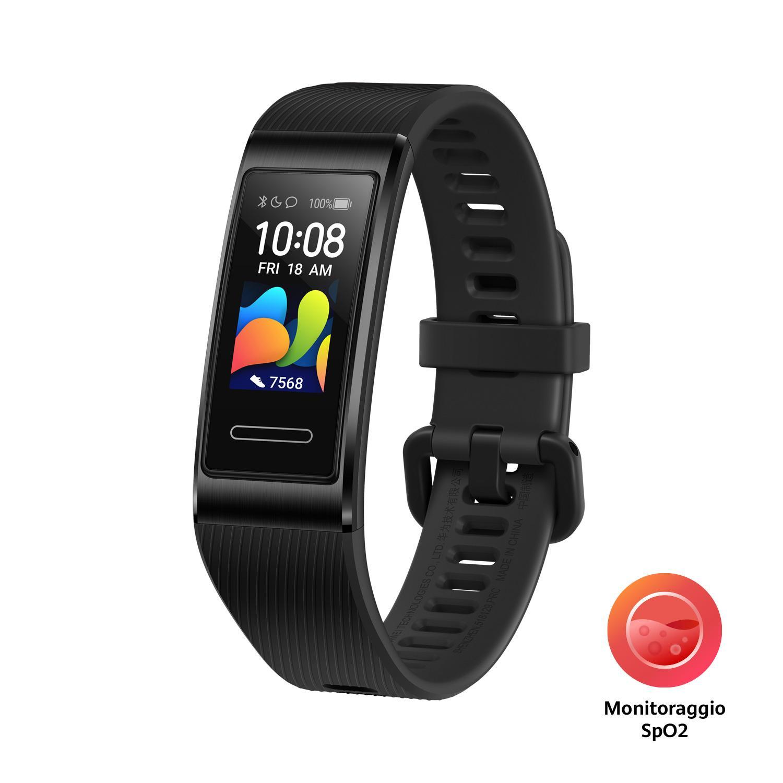Huawei Band 4 Pro AMOLED Braccialetto per rilevamento di attività 2,41 cm (0.95