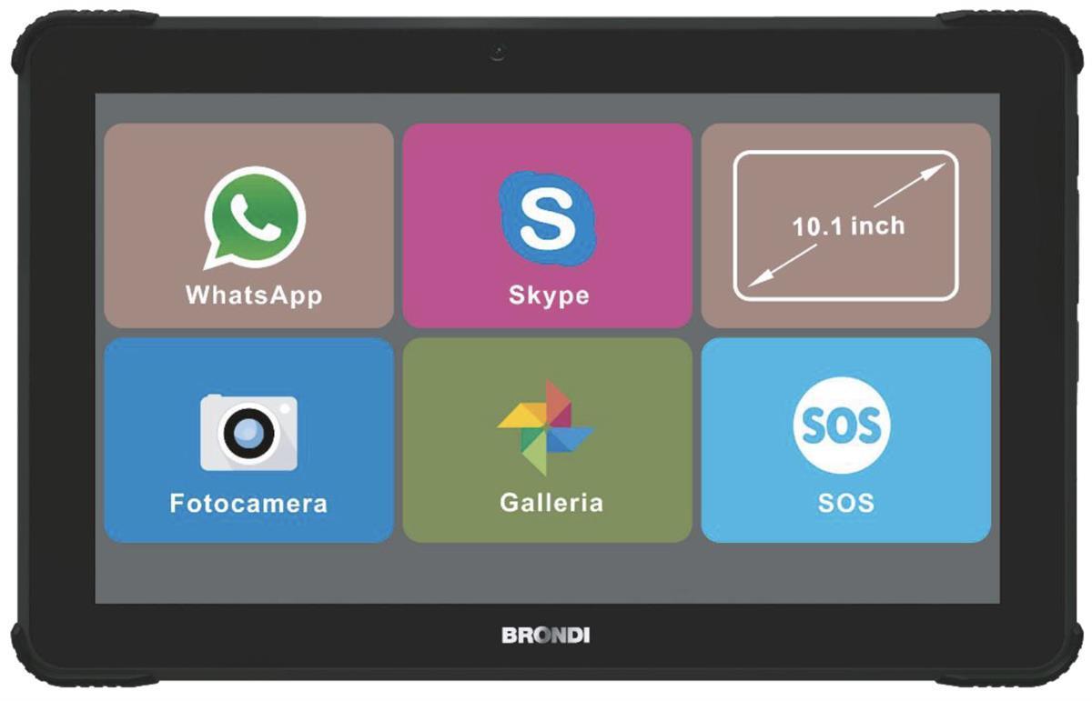 Brondi 10277060 tablet 3G 8 GB 25,6 cm (10.1