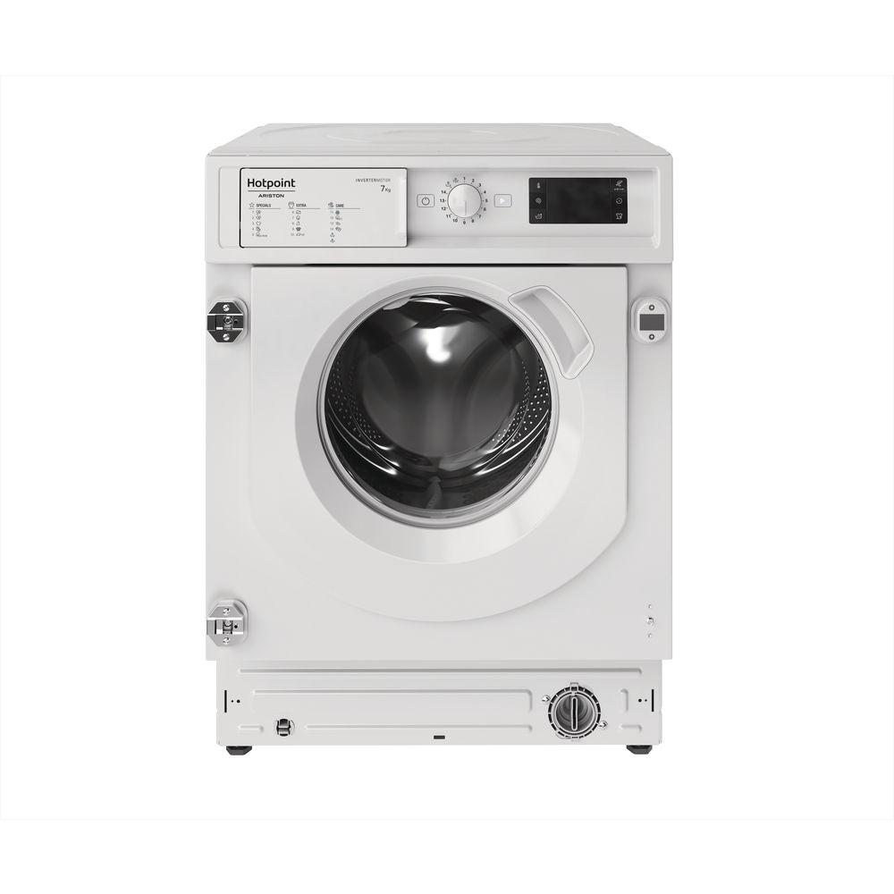 Hotpoint BI WMHG 71483 EU N lavatrice Da Incasso Caricamento frontale 7 kg 1400 Giri/min D Bianco