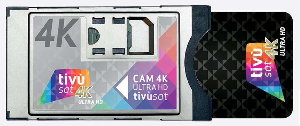 DIPROGRESS Modulo di accesso condizionato (CAM) 4K Ultra HD