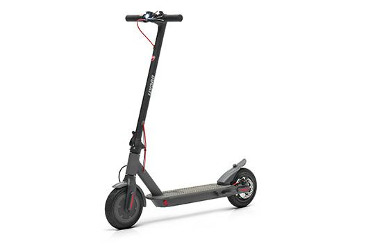 Ducati PRO-I Evo 25 km/h Nero 280 VAh