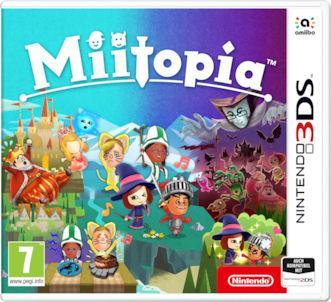 Nintendo Miitopia Basic ITA Nintendo 3DS