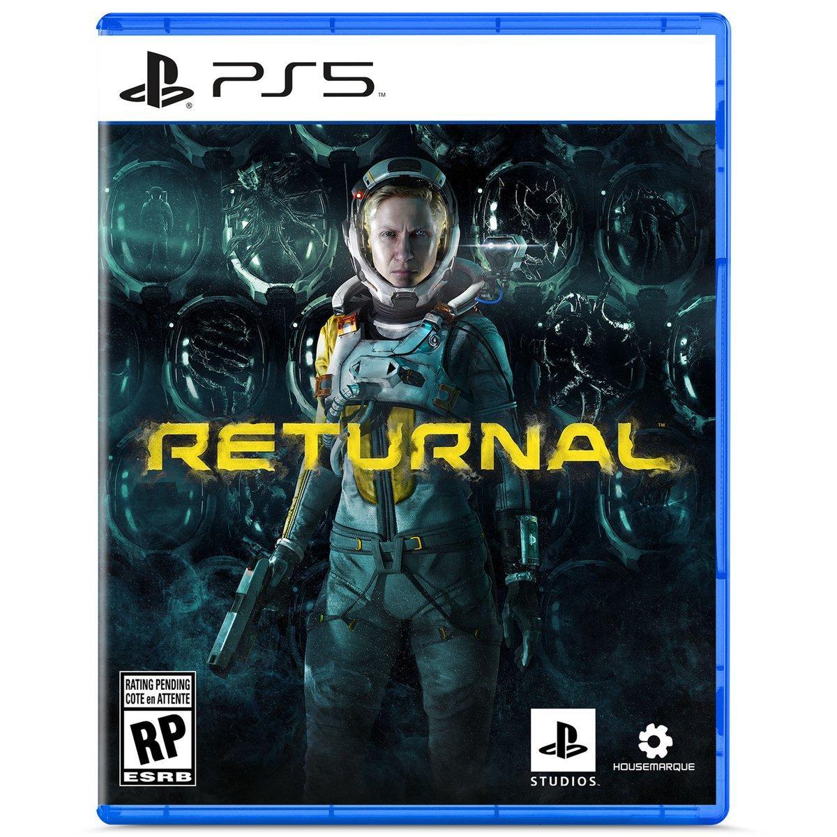 Sony Returnal Basic Inglese, ITA PlayStation 5